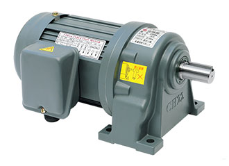 Horizontal Speed Reducer Gearmotor
